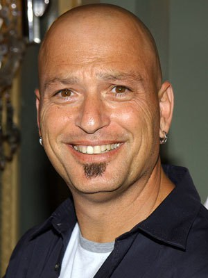 Idea doesn't Howie mandel shaved even more