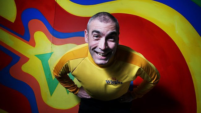 What the fuck happened to jeff on the wiggles