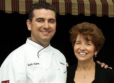 Cake Boss Mama Mary Valastro Diagnosed With ALS Celebrity Diagnosis