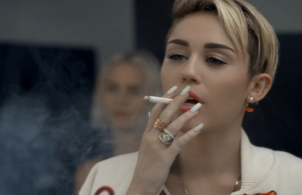 Miley Cyrus Can Stop Smoking Cigarettes And So Can You Celebrity